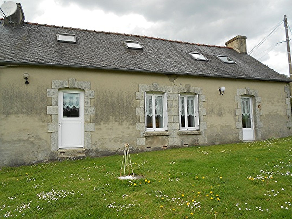 Maison individuelle t3 avec jardin et terrasse en campagne for Location maison avec jardin 34