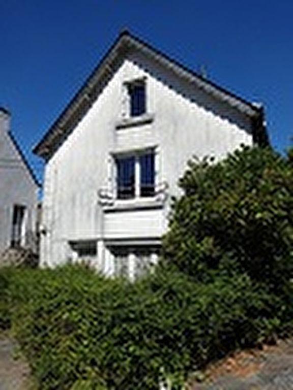 Maison de ville T2 avec jardinet