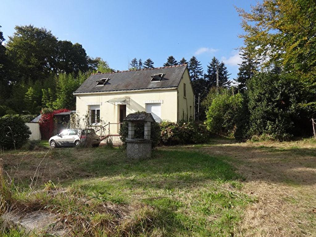 Maison  T3 enti�rement � r�nover sur jardin de 1253m�