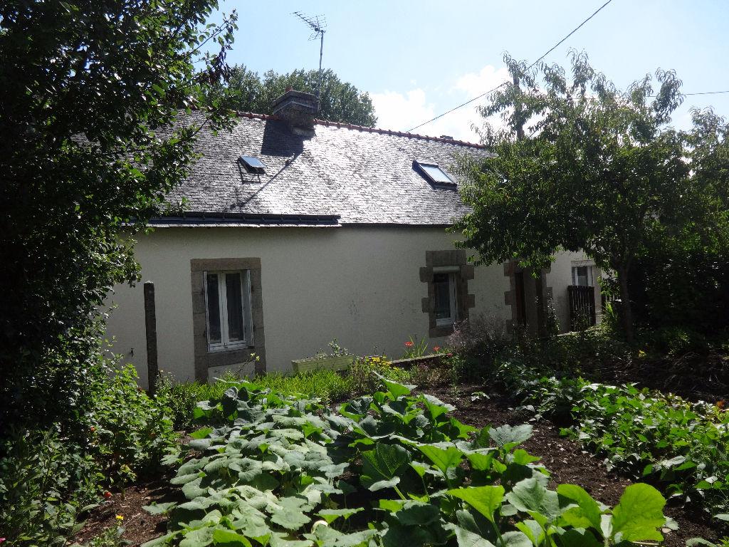 Immobilier gourin le saint langonnet le faouet meslan for Jardin immobilier vallangoujard