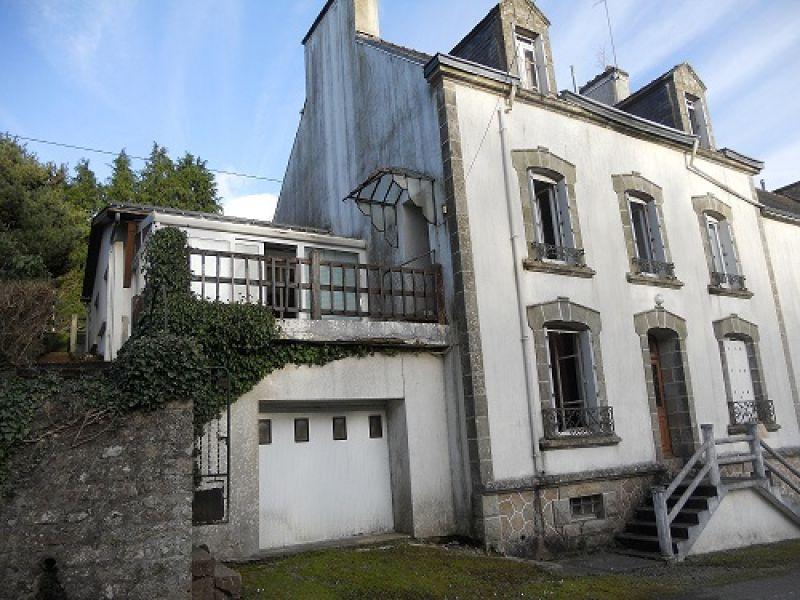 Immobilier Gourin Le Saint Langonnet Le Faouet Meslan Roudouallec Guiscriff Spezet