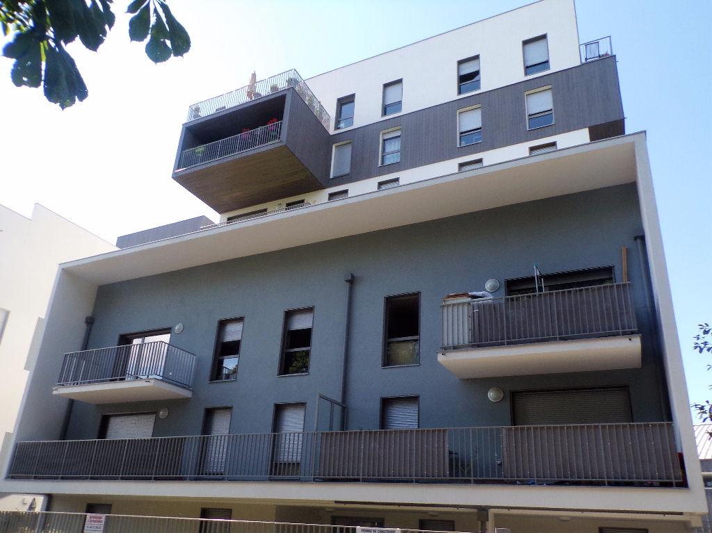 Appartement Vitry Sur Seine - Moulin Vert - 2 pièces 42,60 m²