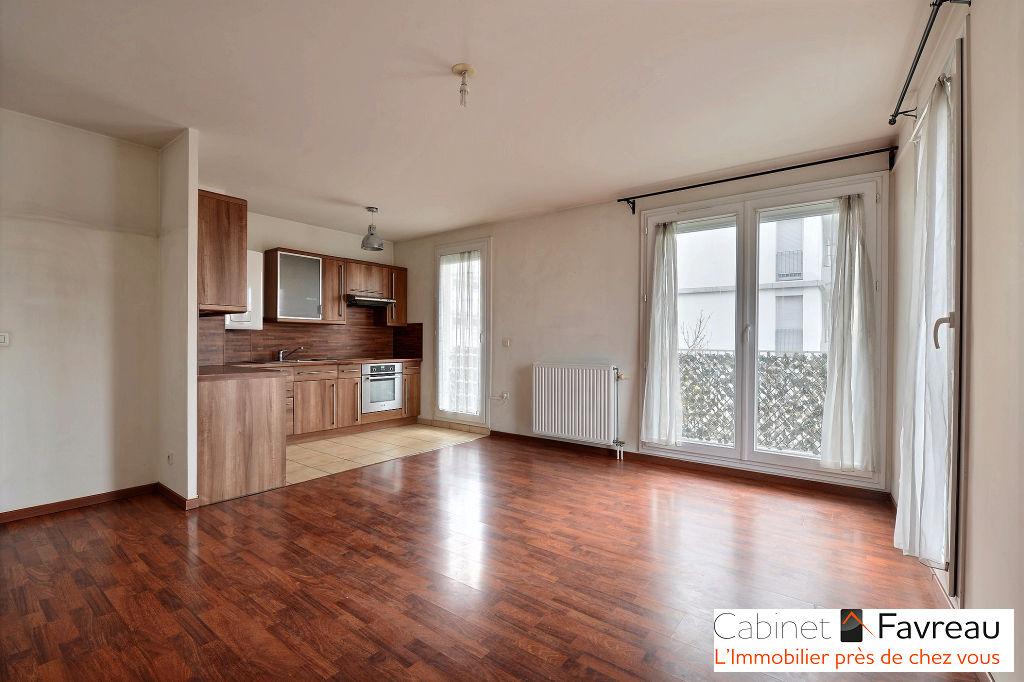 Appartement Vitry Sur Seine - Port à l\'Anglais - 3 pièces 55,77 m²