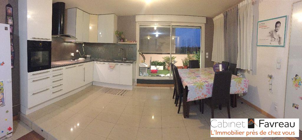 Maison Vitry Sur Seine - Les Ardoines limite Choisy - 5 pièces 112,94 m²