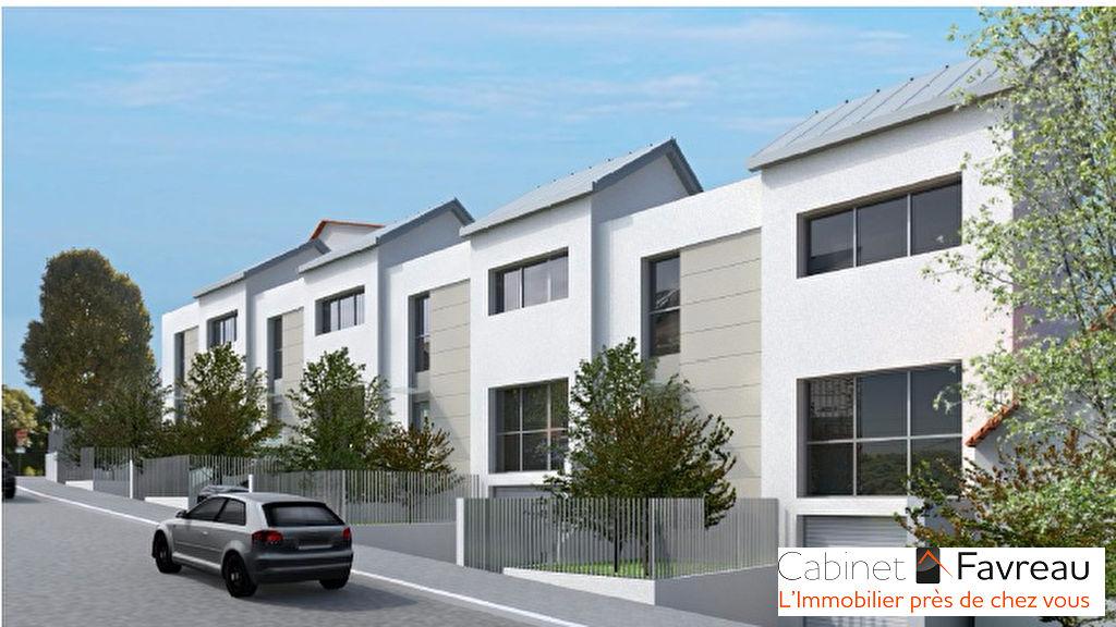 Cachan - Le Côteau - Maison neuve 4 pièces