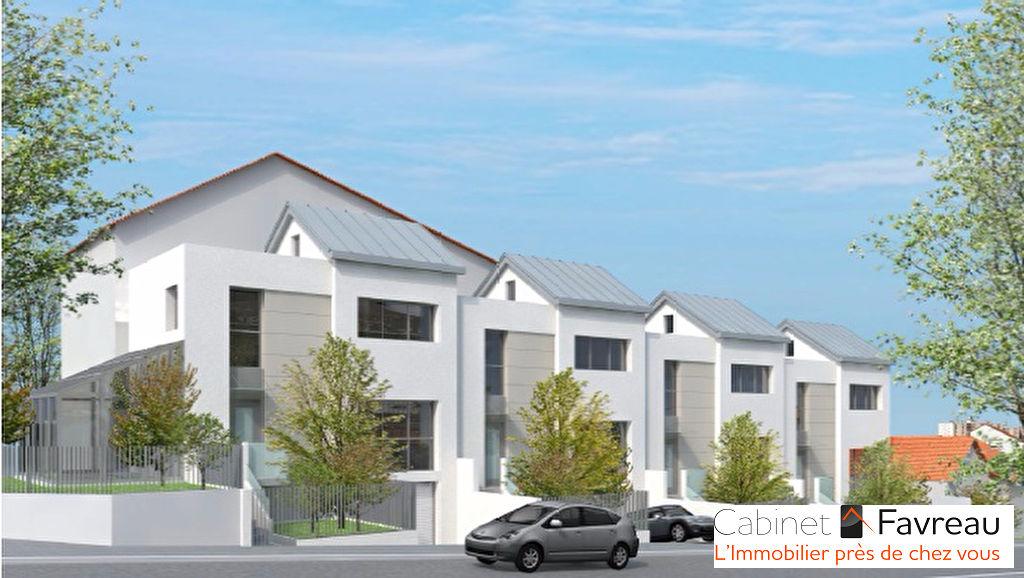 Cachan - Le Coteau - Maison neuve 4 pièces