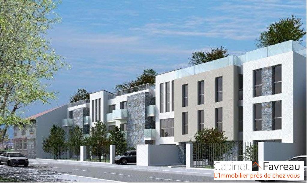 Cachan - Coeur de Bièvre - Appartement 4 pièces, duplex avec Terrasse