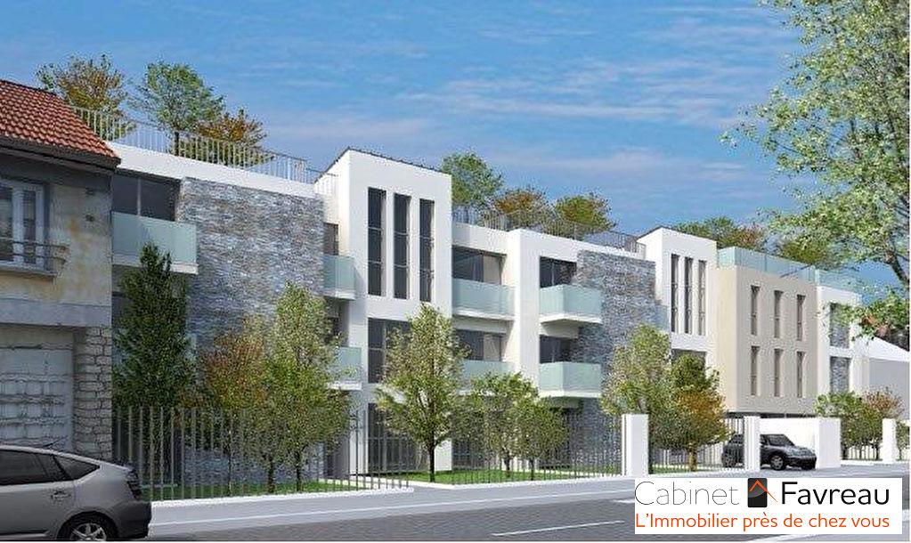 Cachan - Promenade de la Bièvre - Appartement 3 pièces