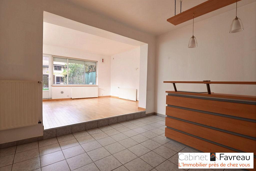 Choisy Le Roi - Quartier St Louis - Duplex 5 pièces 110.24 m2 avec jardin