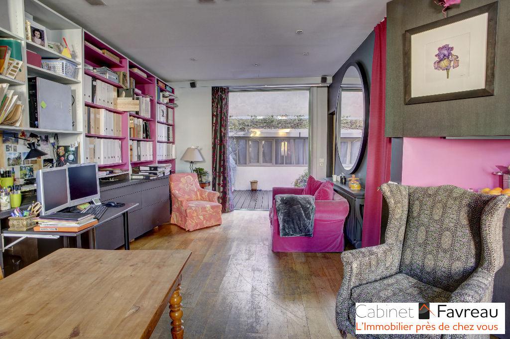 Vitry-sur-Seine - Centre-Gare - Maison de 4 pièces