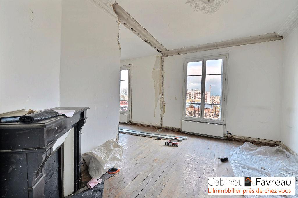 Appartement Vitry Sur Seine 3 pièces 56.65 m2