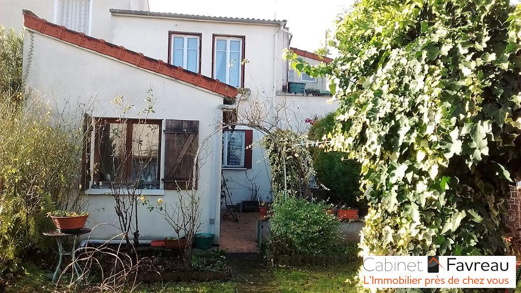 Maison Vitry Sur Seine - Le Plateau - 5 pièces 113 m2