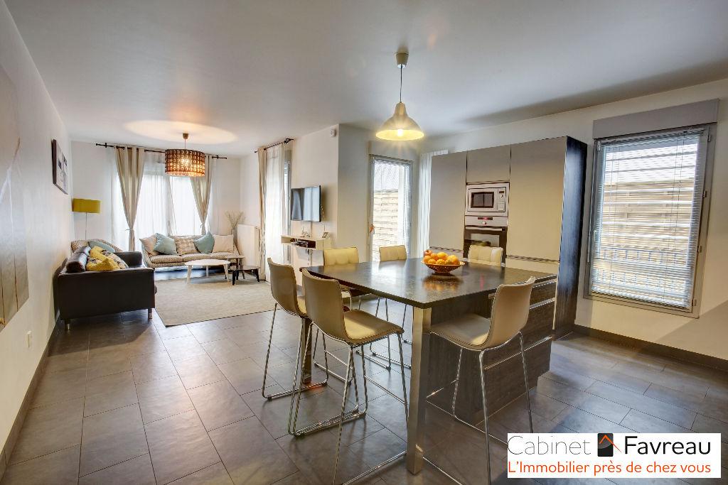 Appartement Vitry Sur Seine 5 pièce(s) 97.32 m2