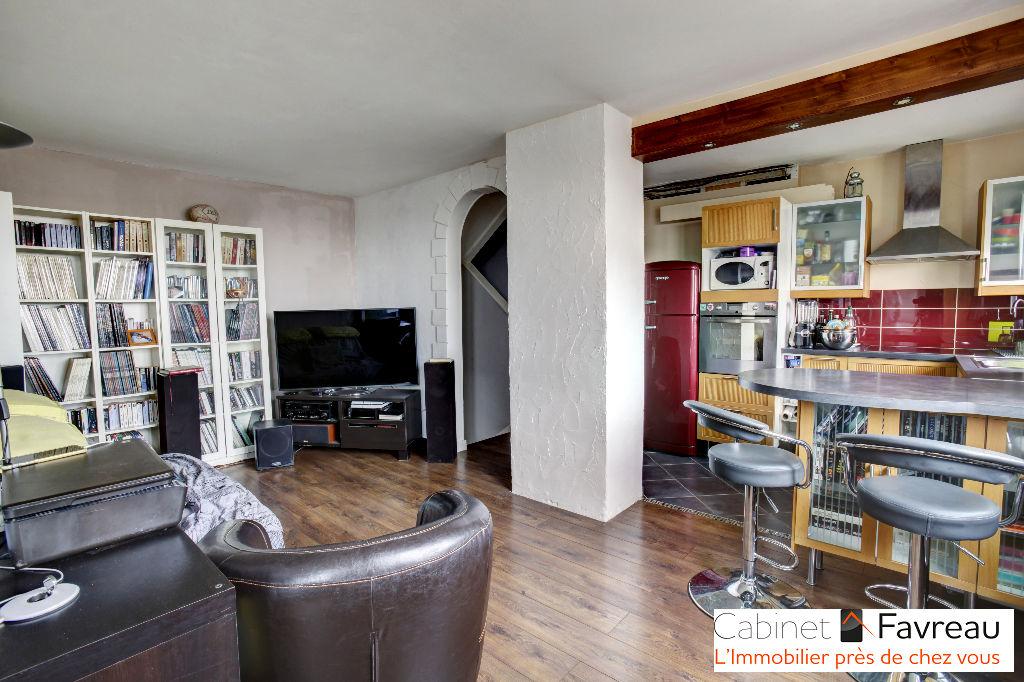 Appartement Fresnes 3 pièce(s) 50.77 m2