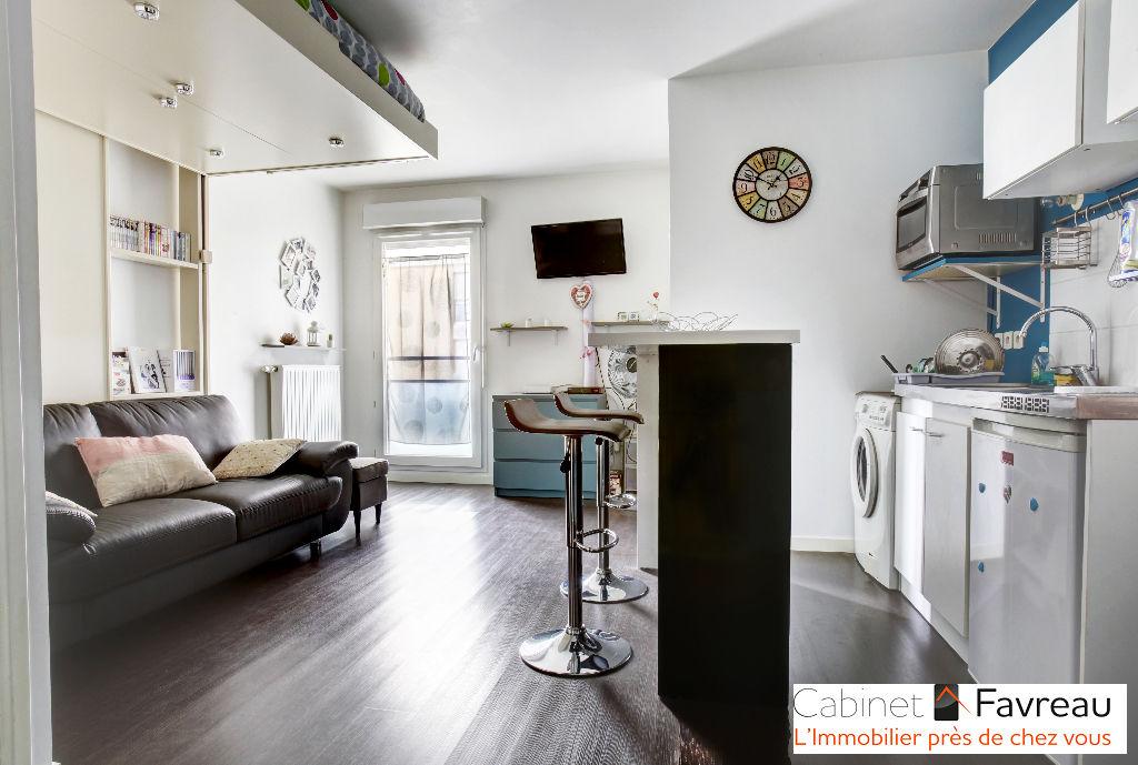 Appartement Thiais 1 pièce(s) 25.66 m2