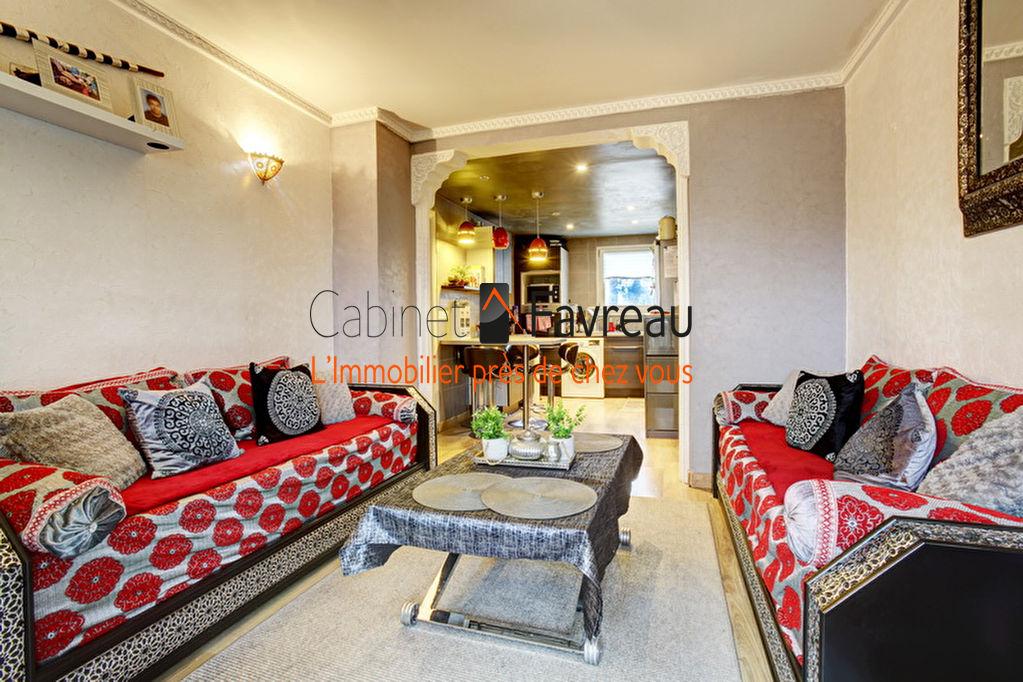Exclusivité - Appartement Fresnes 4 pièce(s) 63.68 m2 - centre-ville