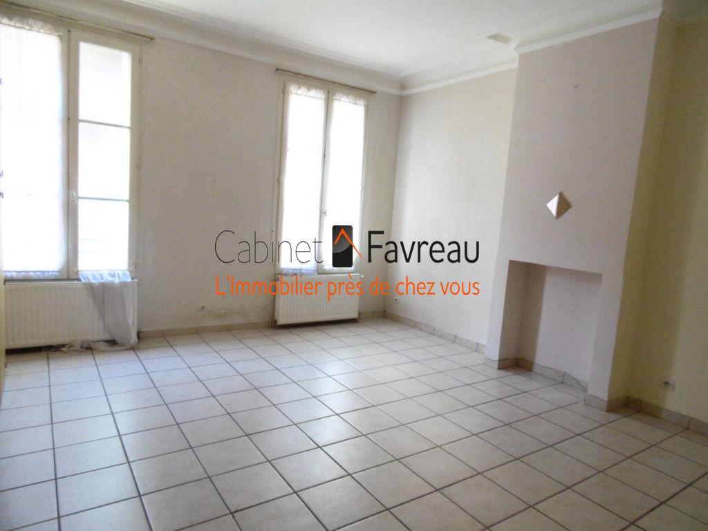 Appartement 2 pièces avec jardin privatif - Centre Gare