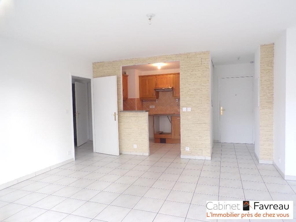 Appartement Vitry Sur Seine 2 pièces 45.05 m2