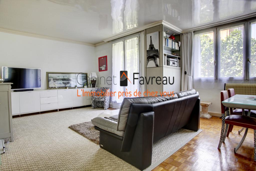 Bagneux Pasteur Meuniers - Appartement de 3 pièces avec cave et box