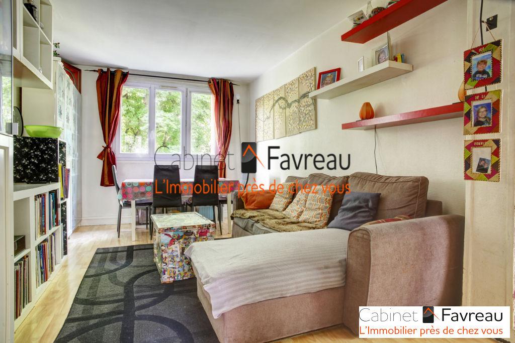 Cachan - 94230 - Proche L\'Hay-les-Roses - Appartement de 3 pièces de 52m² avec cave
