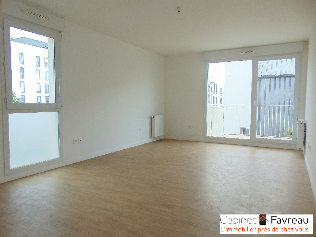Valenton - Appartement 3 pièces + terrasse + parking - standing 2015