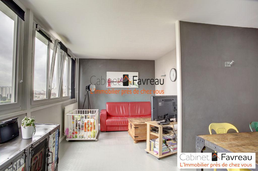 Appartement Paris Bvd Massena 3 pièce(s) 63.75 m2