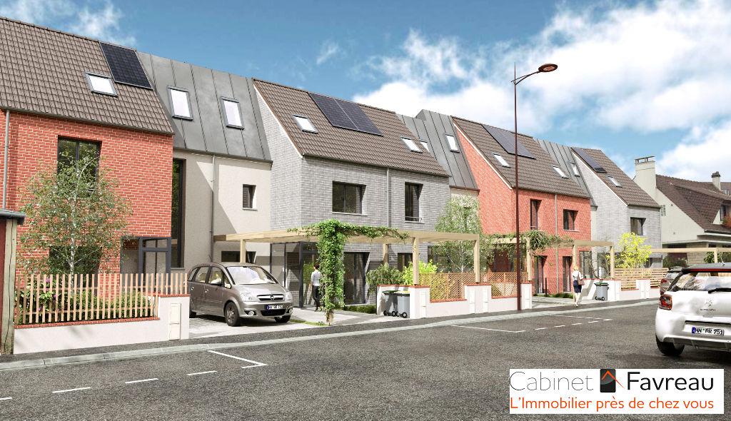 Villejuif - Les Esselières - Maison de 4 pièces