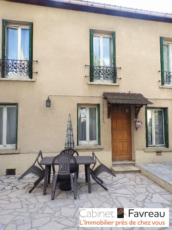 Maison Vitry Sur Seine 3 pièce(s) 60 m2