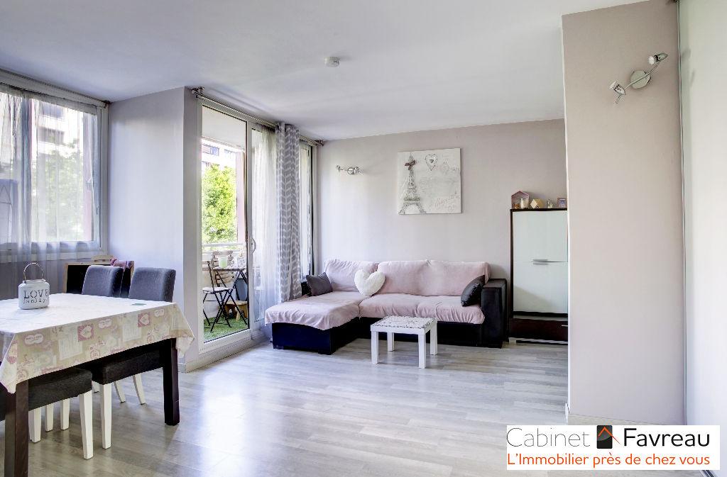 Exclusivité - Fresnes - Appartement 4 pièce(s) 63.43 m2