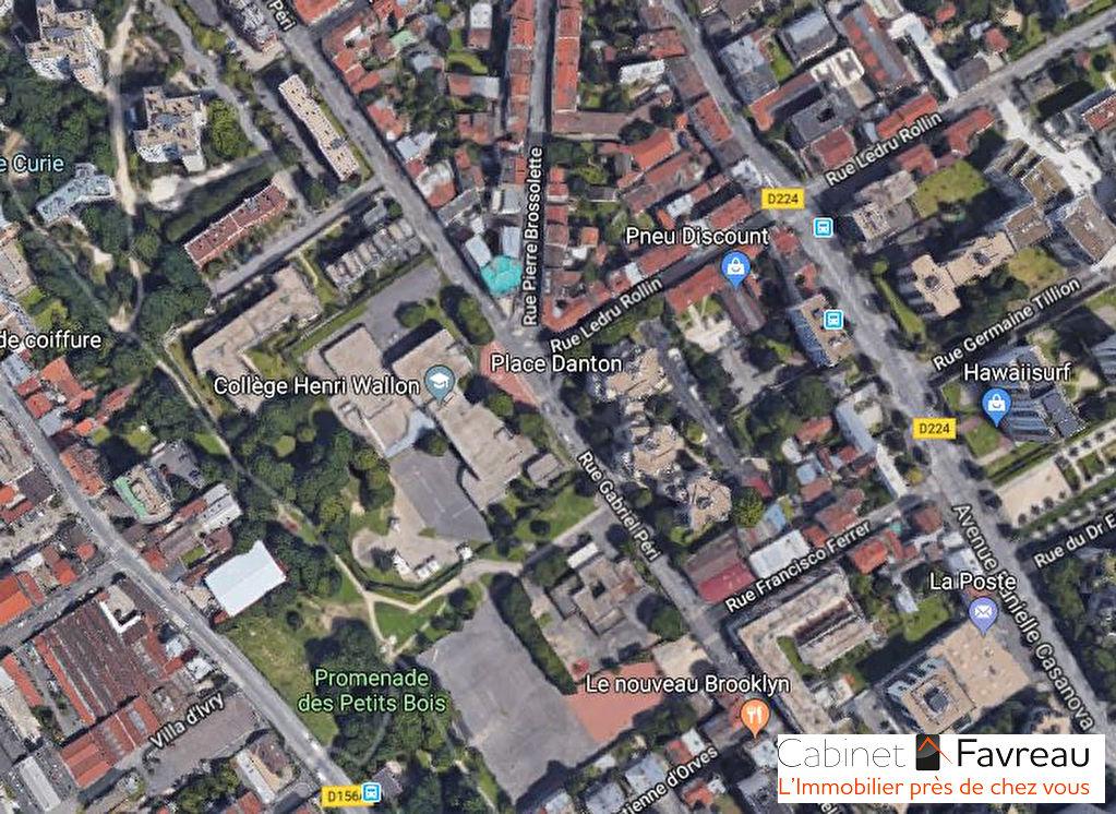 Local commercial-Ivry Sur Seine-1 pièce(s) 32.78 m2