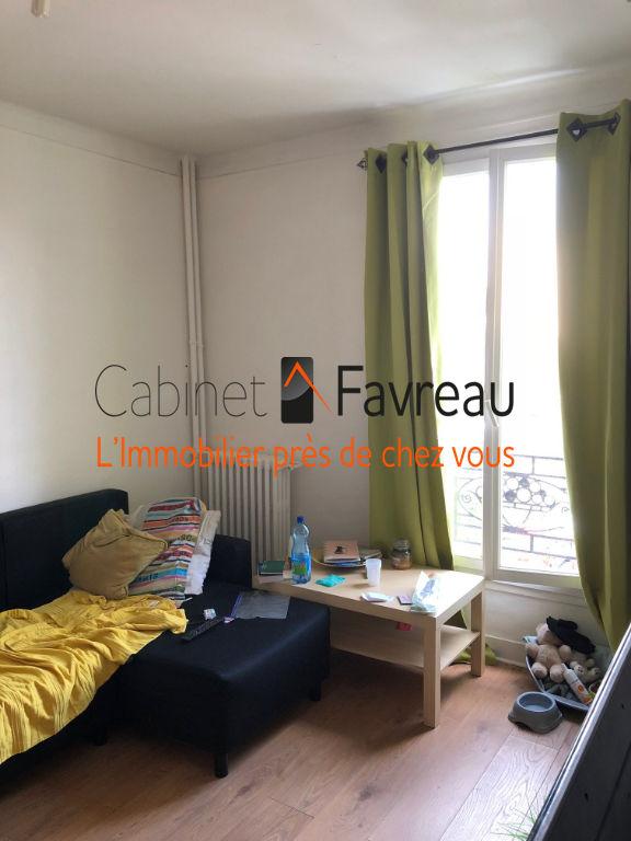 Appartement Cachan 1 pièce(s) 21.53 m2