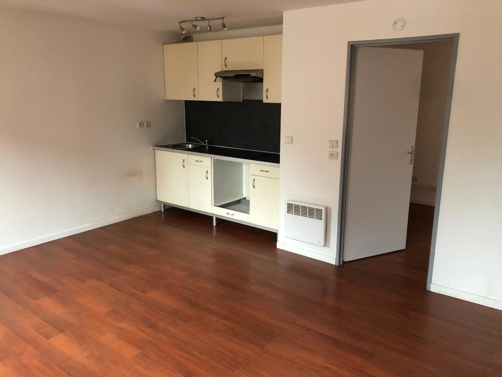 Appartement 40 m2 Marcq En Baroeul 1 ch - garage