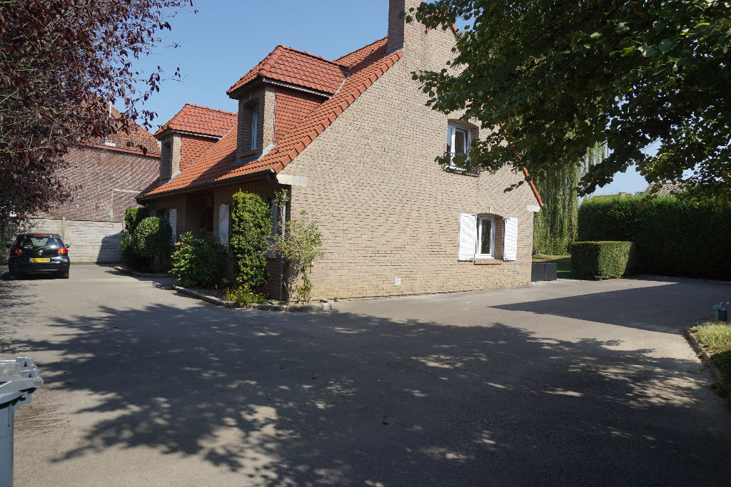 Maison Marquette Lez Lille 6 pièces 180 m2