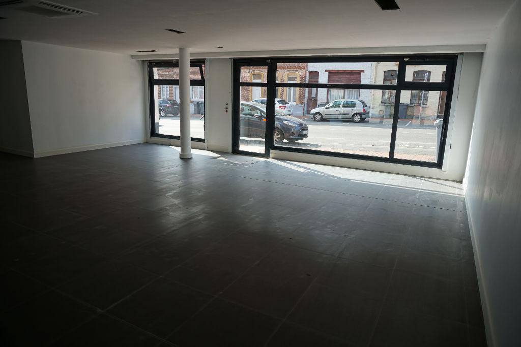 Local commercial Croix 146 m2