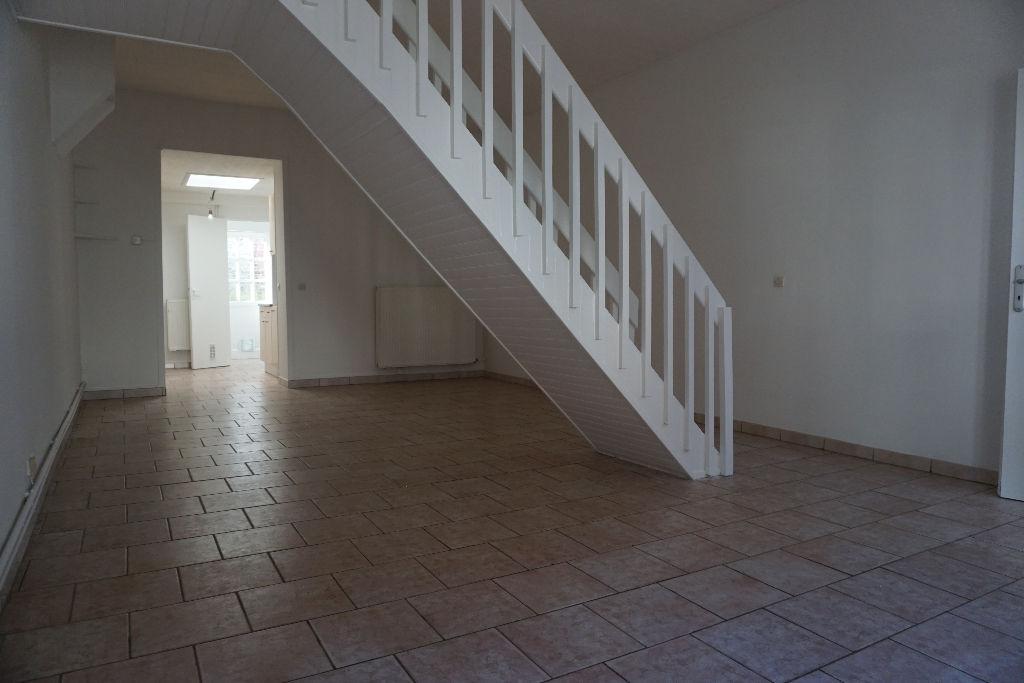 Maison Roubaix - secteur Calme et aéré-  3ch. 75 m2