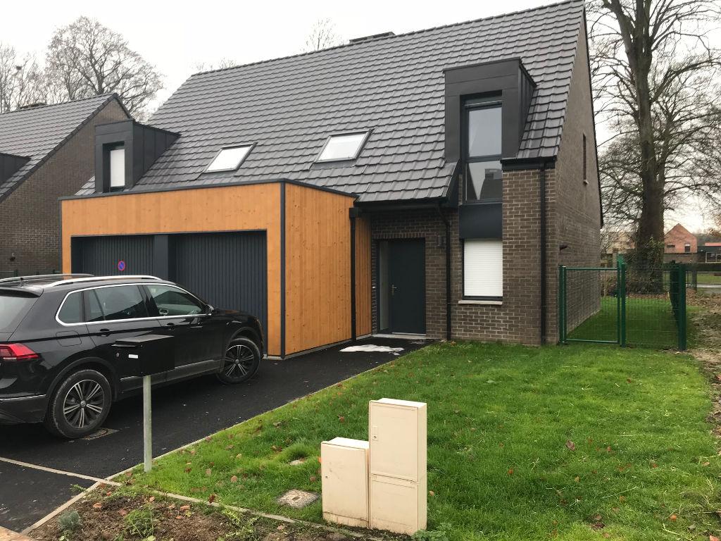 Maison Loos 4 ch. 90.99 m2 garage