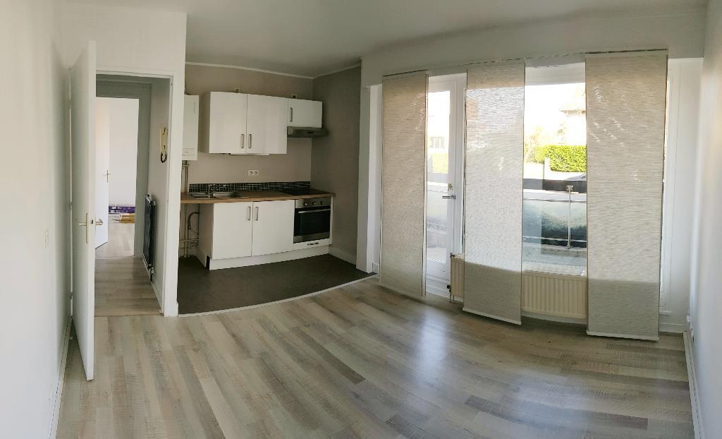 Appartement Marcq En Baroeul  - croisé laroche 2 pièce(s) 31.62 m²