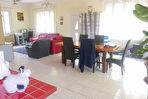 A vendre LE LUC maison individuelle de 140 M² de type 5 pièces édifiée sur 977 M² de terrain plat.