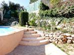 A vendre sur les hauteurs du Luc Maison 4 pièces 100 m²  sur 1000 m² de terrain avec piscine