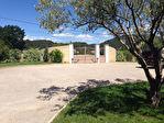 A vendre GONFARON splendide maison de 136m² type 4 avec studio indépendant de 40m² , avec piscine, sur 1700m² de terrain clôt et arboré.