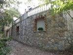 A vendre Maison 5p 200 m² appartement 3p 100 m² et garage de 100 m² sur 3687 m² de terrain