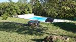A vendre Sainte Anastasie sur Issole maison type 5 de 136m² sur 2 niveaux exposée sud avec piscine