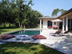 Magnifique propriété à vendre, villa type 7 de 250m² avec piscine sur 2715m² dans un golf