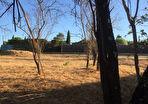 A vendre Vidauban terrain à bâtir de 730 m2 plat et viabilisé, proche toutes commodités