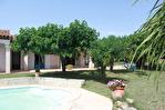 A vendre à Forcalqueiret en Provence Verte agréable maison de plain-pied  Type 6 de 210m² avec une vue dominante sur 6542m²
