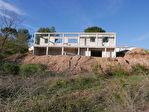 A vendre Vidauban terrain de 1955 m2 avec début de construction secteur recherché