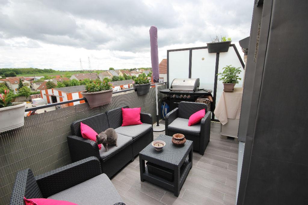 Appartement Herblay  3 pièce(s) 61,27 m2