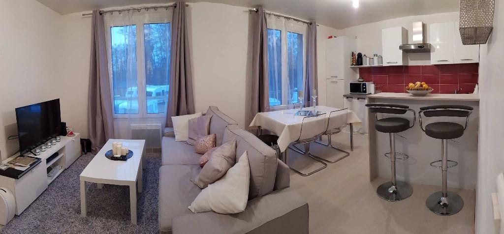 Appartement Eragny 2 pièce(s) 43 m2