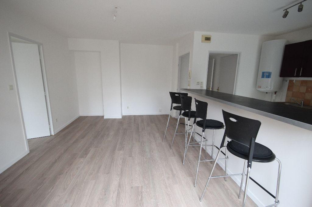 Une appartement F2 - 44m² CERGY LE HAUT
