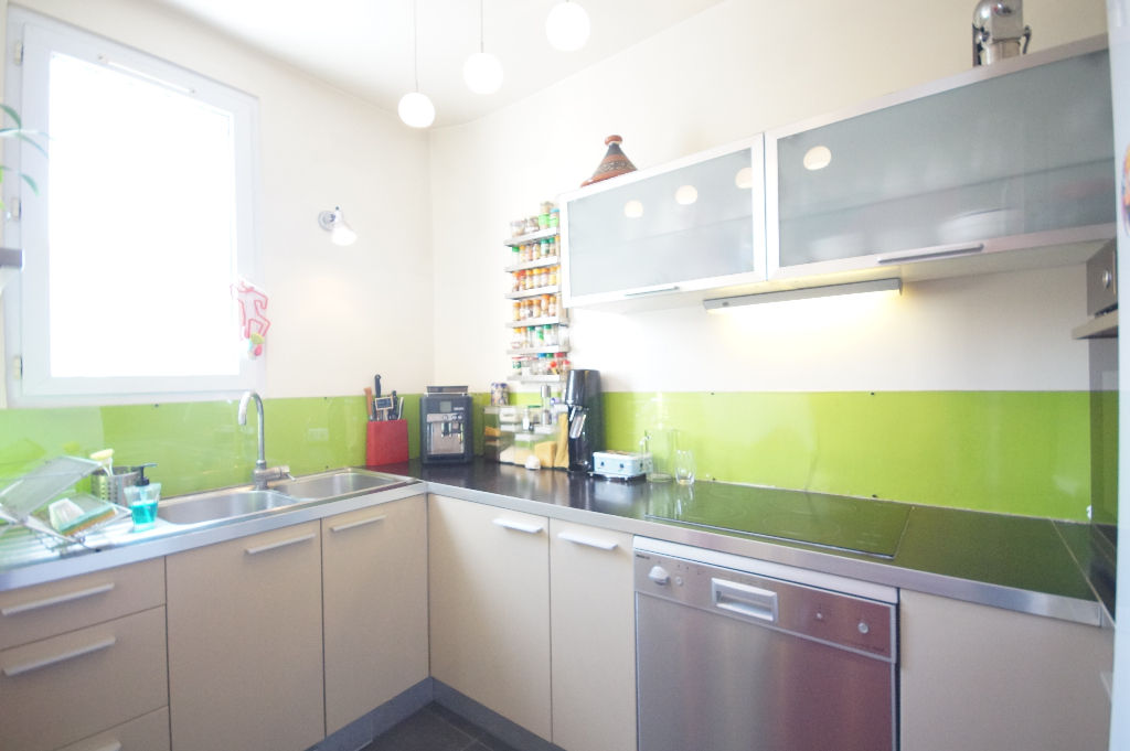 Maison La Garenne Colombes 4/5 pièces 108 m2
